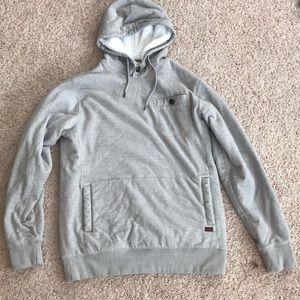 super soft billabong hoodie